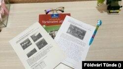 Tünde magyar irodalomból, matematikából és történelemből középszinten, angol nyelvből emelt szinten érettségizik. Ötödik, választott tantárgya a hittan, ebből középszinten vizsgázik májusban