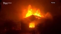 Над 50 луѓе загинале во пожарите во близина на Атина