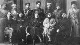 Политические деятели Республики Союза Горцев Северного Кавказа