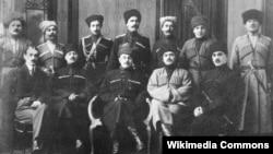 Къилбаседа Кавказан Ламанхойн Республикан куьйгалхой