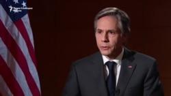 """Блинкен: САД не прифаќаат """"сфери на влијание"""""""