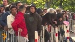 """Berlinde migrant """"haosy"""""""
