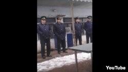 Ağsu polisi. Foto arxiv. 2015