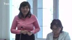 Мұғалима Сағидуллаева директорын сотқа берді