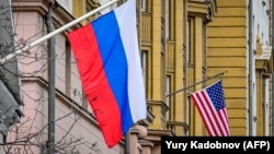 The letter refers to Russia's decision in August to prohibit any locally hired staff from working at the U.S. Embassy except for guards, a move that forced the diplomatic mission in Moscow to lay off scores of employees and dozens of contractors.