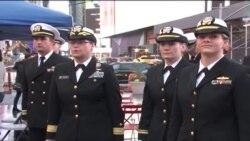 В США отметили День ветеранов
