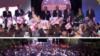 Наибольший ажиотаж вызвал батумский предвыборный митинг «Нацдвижения» 16 октября, на котором собрались несколько тысяч человек