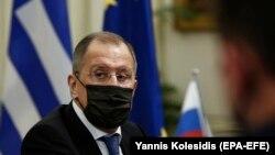 سرگی لاوروف، وزیر خارجۀ روسیه