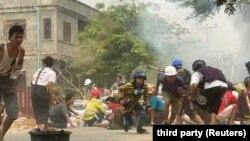 Prema navodima aktivista i nevladinih organizacija, snage bezbednosti Mjanmara su od početka puča ubile oko 600 civila