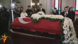Վերջին հրաժեշտ հայազգի սպանված զինվորին Ստամբուլում