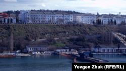 Подводные лодки Черноморского флота в Севастополе