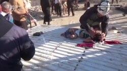 Sirija: Desetine mrtvih u napadu hemijskim oružjem