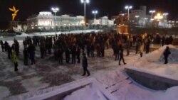 Прогулка в Екатеринбурге