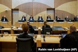 Суд по делу MH17, 8 июня 2020 года