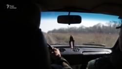 Солдати на фронті готуються до зими (відео)