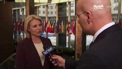 سخنگوی وزارت خارجه آمریکا: جمهوری اسلامی در سراسر جهان درگیر فعالیتهایی دهشتناک است