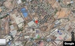 Toshkent paxta terminali Sergeli sanoat zonasidagi yirik obyektlarga qo'shni