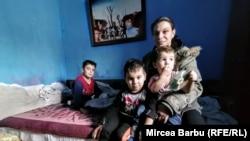 Cristina Grigore este unul dintre cei 444 de beneficiari ai venitului minim garantat din municipiul Roșiorii de Vede, județul Teleorman.