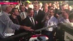 Большой скандал с маленьким вертолетом: Израиль негодует и смеется из-за неосмотрительного подарка Медведеву
