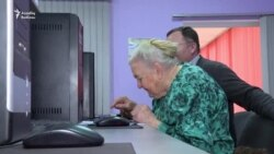 Pensiyaçılara kompüter öyrədirlər