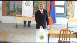 Predsjednički izbori u Armeniji