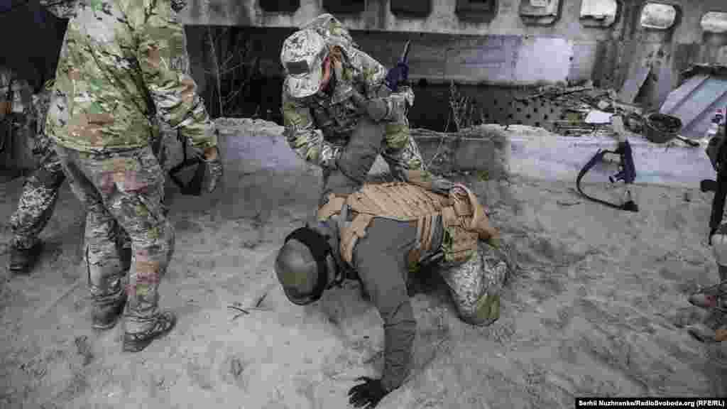 Навчання з рукопашного бою