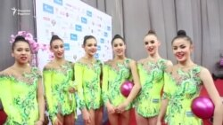 Ўзбек спортчилари Алина Кабаева кубогида учинчи ўринни эгаллади