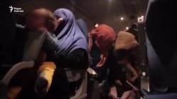 «Через дорогу». Фильм об уехавших в Сирию