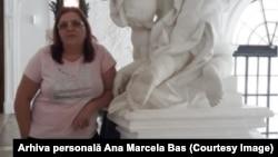 Ana Marcela Bas a decis să nu-și vaccineze copilul