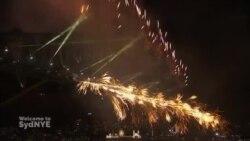 Spektakularni vatromet za Novu u Sydneyu