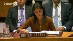 Russia Vetoes Bid To Extend UN Inquiry On Syria
