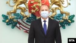 رومن رادف رئیس جمهور بلغاریا