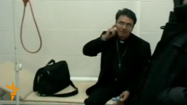 Moskva: Uhapšen svećenik s kokainom u trbuhu