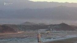 Pamjet e raketës balistike në Korenë Veriore