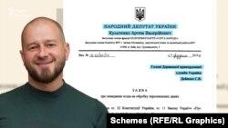 Через чотири місяці після того, як Культенко склав присягу, він написав депутатського листа до прикордонників