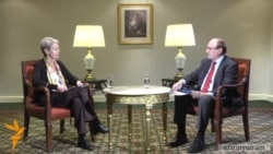 Interview With Ambassador Heidi Tagliavini, the Head of OSCE/ODIHR Election Observation Mission