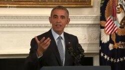 """Obama:""""Putin pis liderlik nümayiş etdirir"""""""