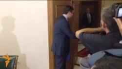 Serbia Introduces Strauss-Kahn As Adviser