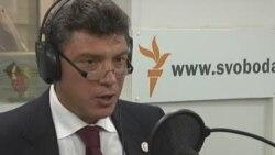 Boris Nemtsov On Obama's Visit