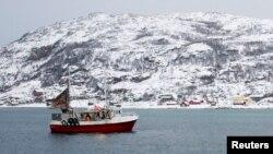 Képünk illusztráció: sikeresen tér vissza egy halászhajó a Barents-tengerről
