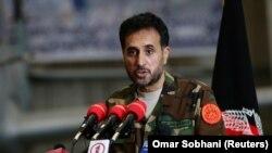 اسدالله خالد وزیر دفاع افغانستان