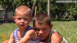 Хочу на День народження миру – маленький переселенець з Донбасу