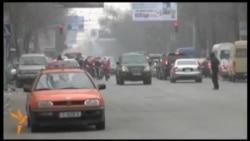 Новогодний велопробег Дедов Морозов
