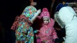 До Дніпропетровська привезли 130 людей, евакуйованих з окупованих міст Донбасу