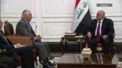 Тилерсон и Лавров за дијалог меѓу Багдад и Курдите