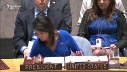 Ambasadorja amerikane në OKB akuzon Rusinë për mospërgjegjësi