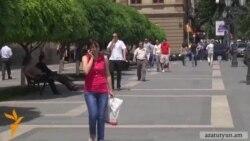Տարեսկզբից Հայաստանի բնակչությունը նվազել է մոտ 7 հազարով