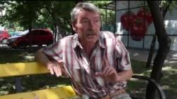 Ростов-на-Дону. Журналист Сергей Слепцов