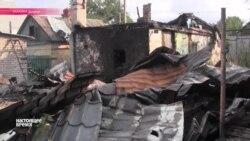 Жители Донецка вновь спускаются в бомбоубежища