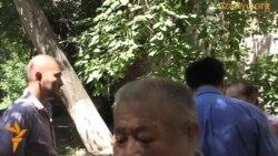 Отец Жанболата Мамая выступает в его защиту